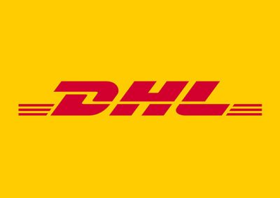 DHL courier logo