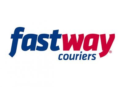 fastway courier logo
